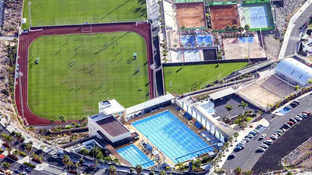 Tenerife Top Training - Fitnessanlage - Fitnessurlaub Teneriffa - Fitnessurlaub für Reiseathleten