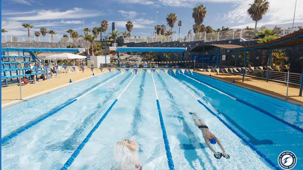 Pool WOD - Tenerife Top Training (T3) - CrossFit Survive - Fitnessurlaub Teneriffa - Fitnessurlaub für Reiseathleten
