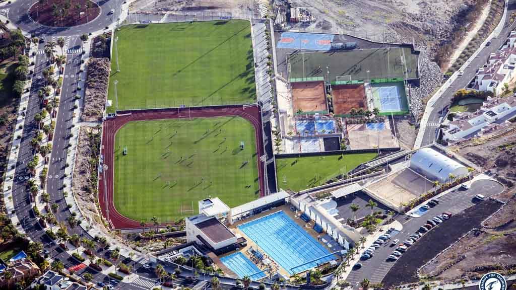 Die Fitnessanlage von Tenerife Top Training (T3) - CrossFit Survive - Fitnessurlaub Teneriffa - Fitnessurlaub für Reiseathleten