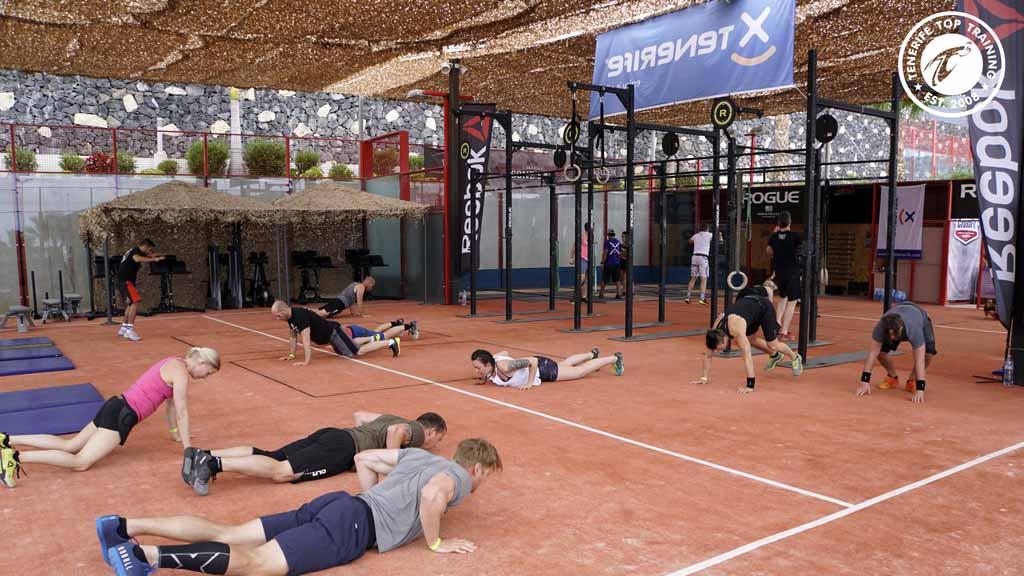 Deine Box im Urlaub - Tenerife Top Training (T3) - CrossFit Survive - Fitnessurlaub Teneriffa - Fitnessurlaub für Reiseathleten