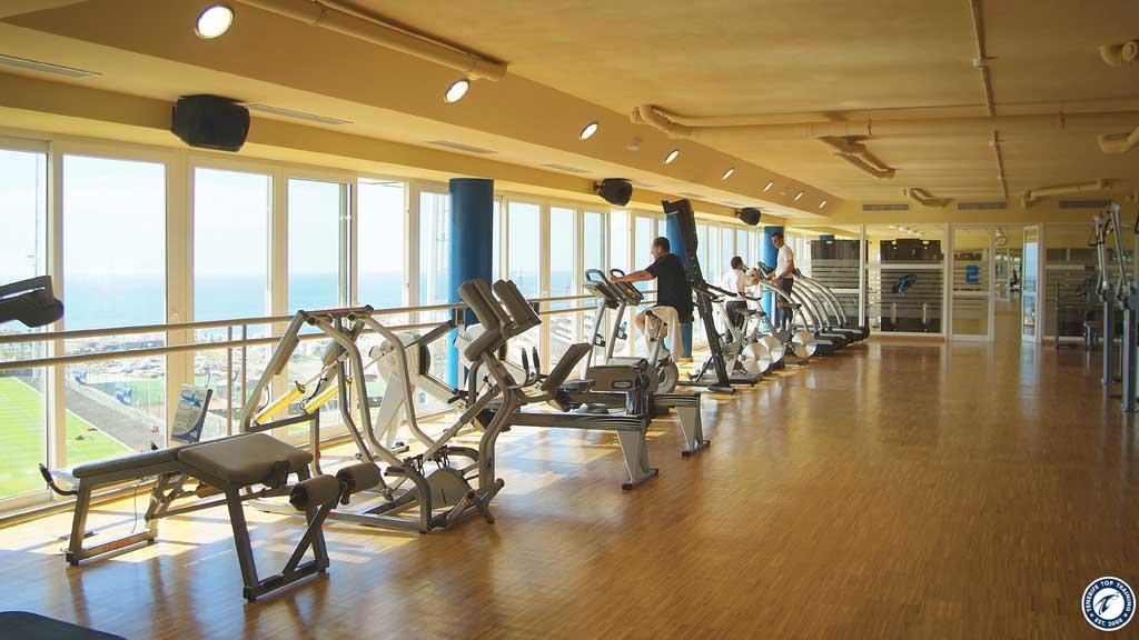 Moderner Fitnessbereich von Tenerife Top Training (T3) - CrossFit Survive - Fitnessurlaub Teneriffa - Fitnessurlaub für Reiseathleten