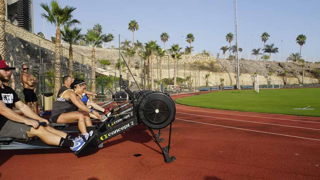 Outdoor WODs - Tenerife Top Training (T3) - CrossFit Survive - Fitnessurlaub Teneriffa - Fitnessurlaub für Reiseathleten