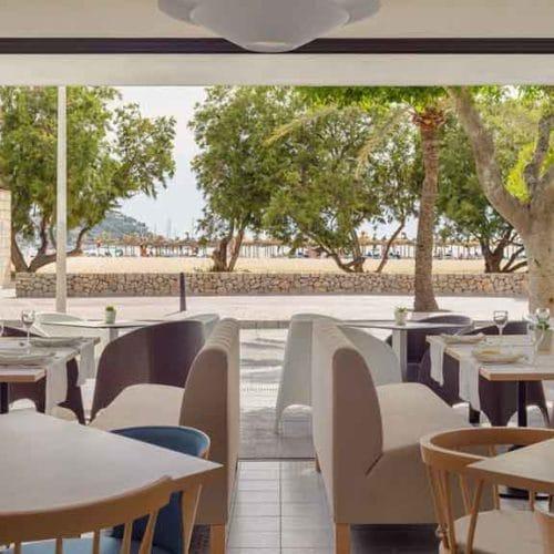 CrossFit Mallorca Urlaub - H10 Casa del Mar - Restaurant - Fitness Urlaub - Fitnessreisen mit Reiseathleten