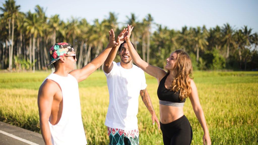 S2S CrossFit Urlaub auf Bali - Beachworkout, Surfen, Personal Training & Surfen - Fitnessurlaub Bali - Fitnessreisen für Reiseathleten