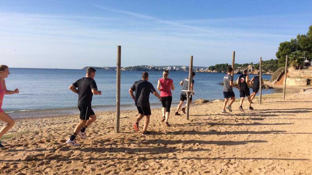 Bootcamp Urlaub Mallorca - Fitnessurlaub für Reiseathleten in Santa Ponsa