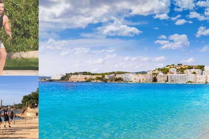 Fitness Intensiv: Personal Training & Bootcamp am Traumstrand von Santa Ponsa – Fitnessurlaub Mallorca