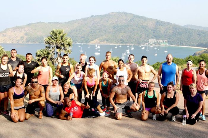 14 Tage Fitness Retreat im Tiger Muay Thai – Fitnessurlaub Thailand
