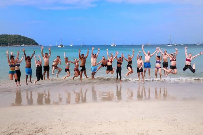 Fitness Programm im Titan Fitness Camp in Phuket – Komplettpaket – Fitnessurlaub in Thailand