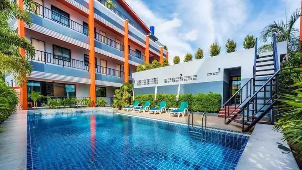 Little Hill Phuket Resort - Deine Unterkunft in deinem Fitnessurlaub im Titan Fitness Camp, Phuket - Fitnessurlaub für Reiseathleten - Fitnessurlaub in Thailand