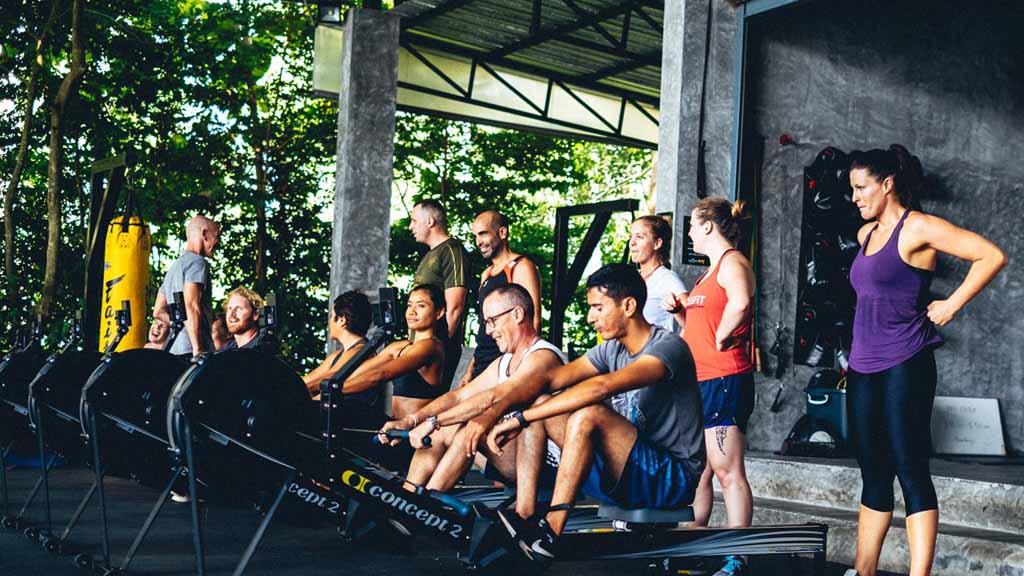 Fitnessurlaub Koh Samui Koh Fit Thailand - Fitnessreisen mit Reiseathleten