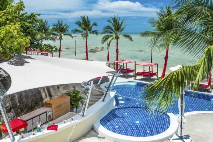 "Totaler Fitness Urlaub auf Koh Samui, Thailand – Premium Strandhotel ""Beach Republic"" & Fitnesscamp ""Koh Fit"" – 22 Tage"