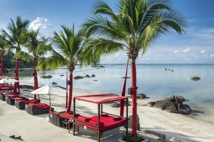 "Totaler Fitness Urlaub auf Koh Samui, Thailand – Premium Strandhotel ""Beach Republic"" & Fitnesscamp ""Koh Fit"" – 8 Tage"