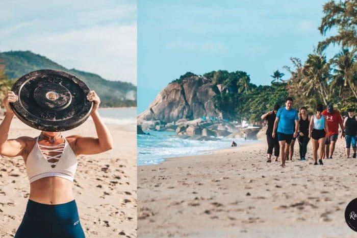 "Totaler Fitness Urlaub auf Koh Samui, Thailand – Premium Strandhotel ""Beach Republic"" & Fitnesscamp ""Koh Fit"" – 15 Tage"