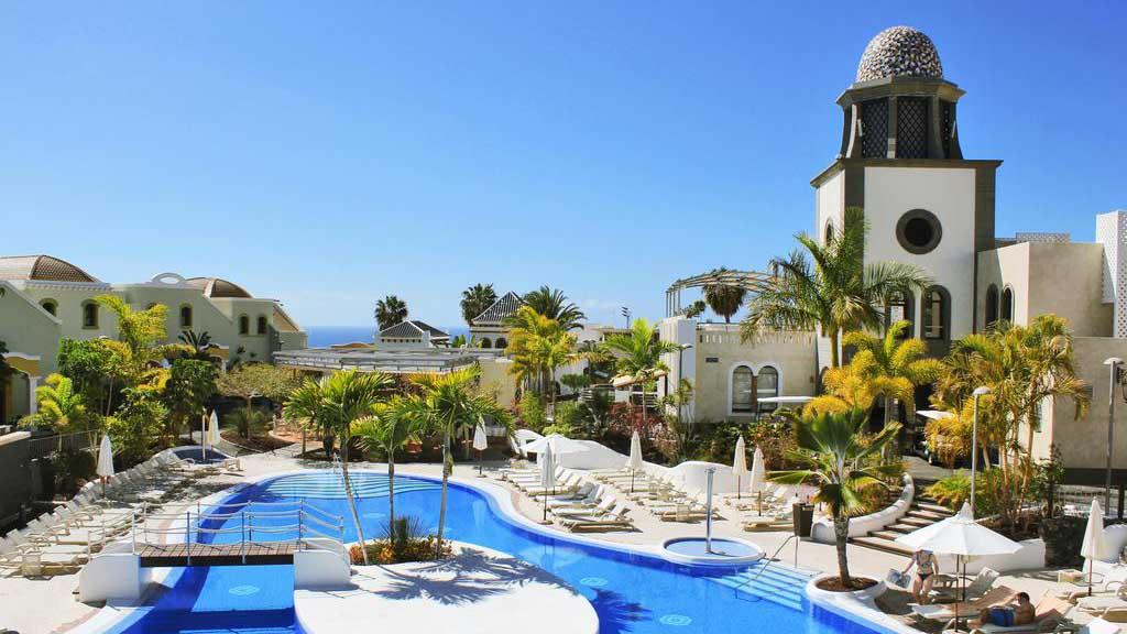 Hotel Suite Villa Maria - Fitnessurlaub Teneriffa - Fitnessurlaub für Reiseathleten