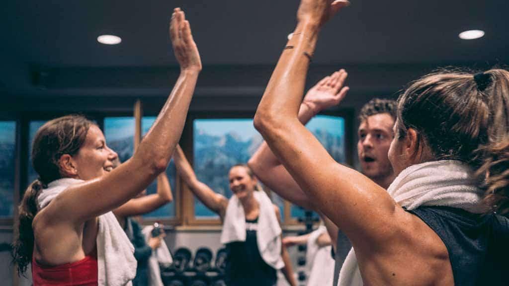 Fitnessurlaub Österreich - Bi PHiT - Reiseathleten - Re PHiT - Fitnessreisen für Reiseathleten