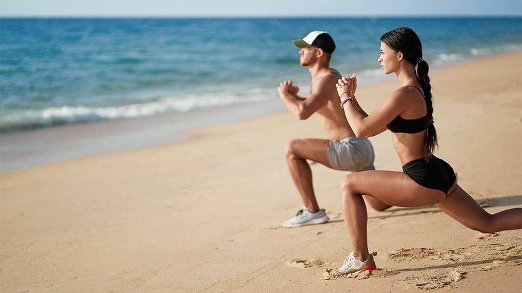Outdoor Workouts - Training & Fun - Fitnessurlaub für Reiseathleten