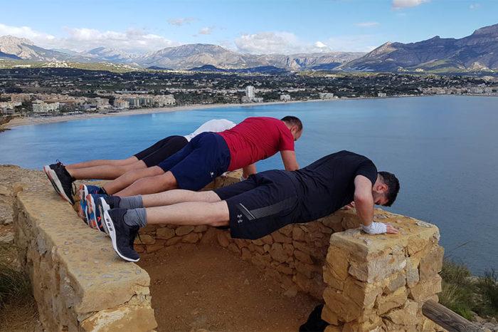 Box Camp & Fitness an der Alicante – Für Einsteiger & Profis – Fitnessurlaub in Spanien