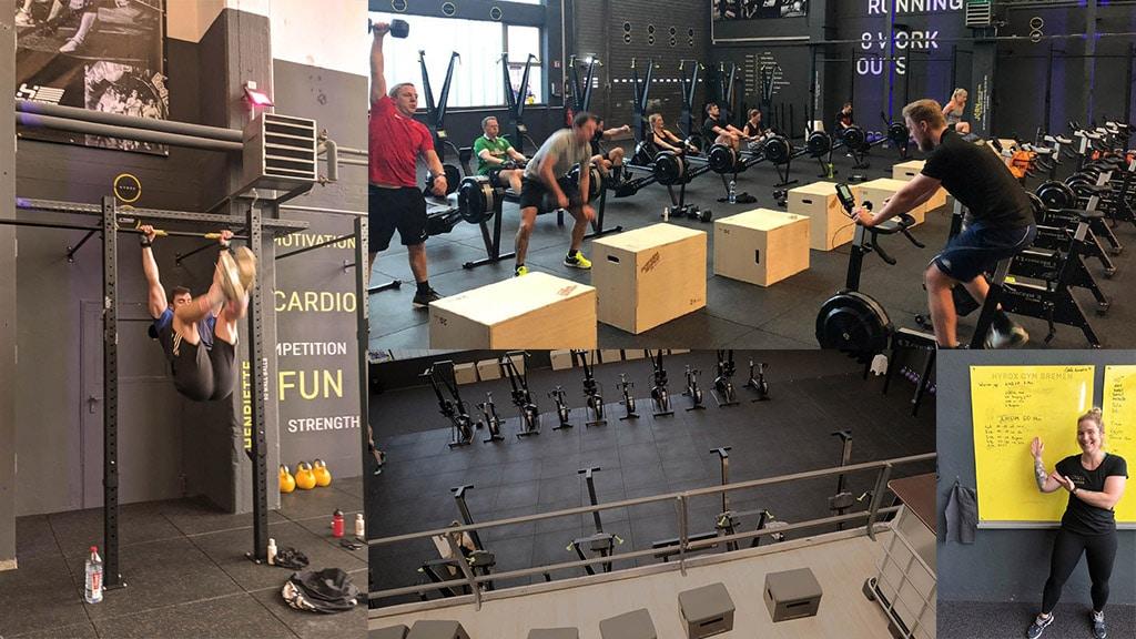 Fitness im Hyrox Gym Bremen - Fitnessurlaub Bremen - Deutschland - Fitnessreisen für Reiseathleten