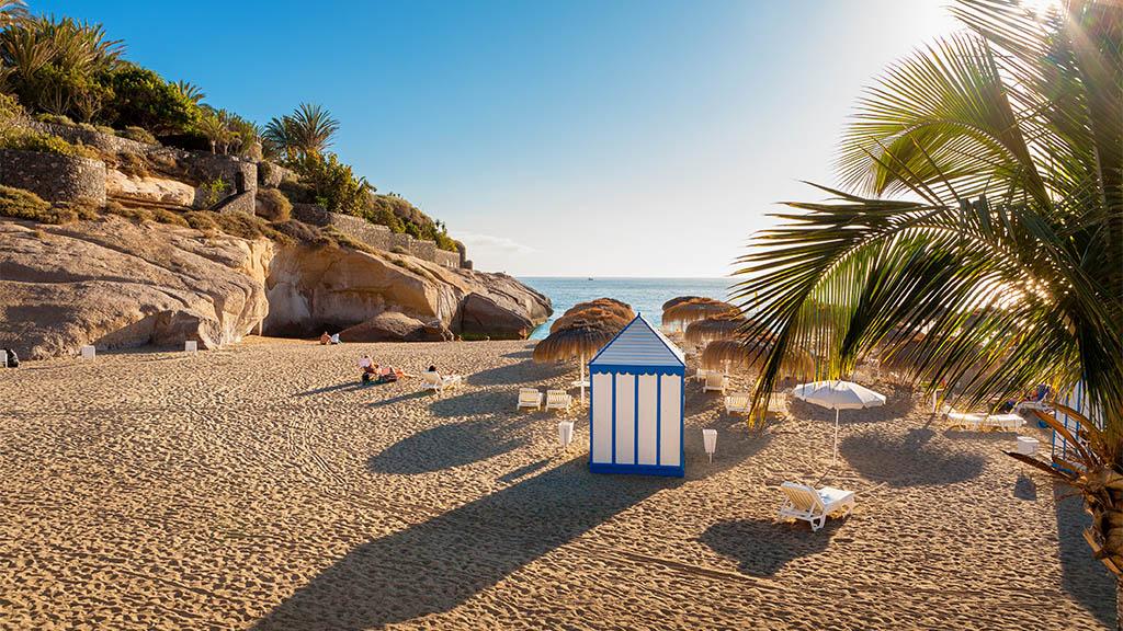 Playa del Duque - Costa Adeje - Fitnessurlaub Teneriffa - Fitnessreisen für Reiseathleten