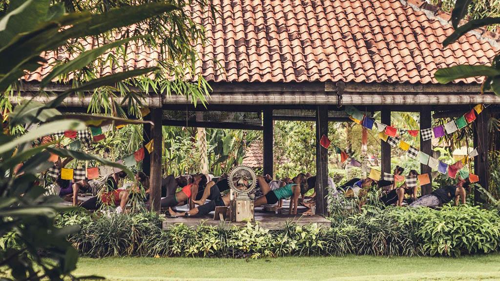 Desa Seni Yoga Resort - Fitnessurlaub Bali - Fitnessreisen für Reiseathleten