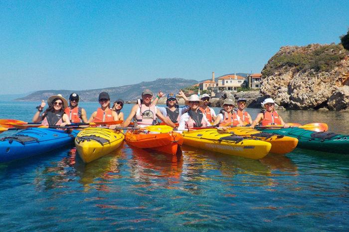 Fit for Fun & Reiseathleten Aktiv- & Fitnessreise im schönen Süden Griechenlands – Personal Training, Yoga & Outdoor Aktivitäten – 15 Tage