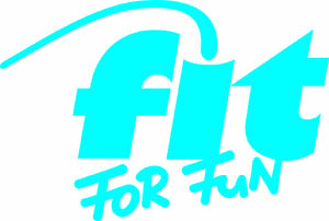 Fit for Fun & Reiseathleten - Fit for Fun - Logo - Fitnessreisen - für Reiseathleten