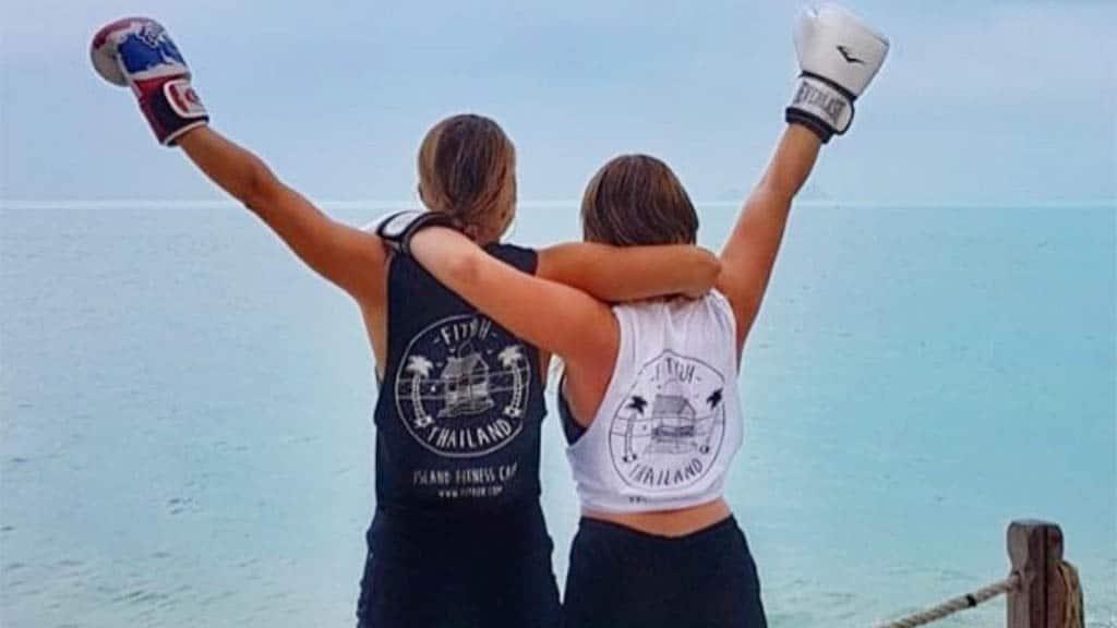 FitKoh - Fitnessreise Koh Samui - Fitnessferien Thailand - Fitnessurlaub in Thailand für Reiseathleten