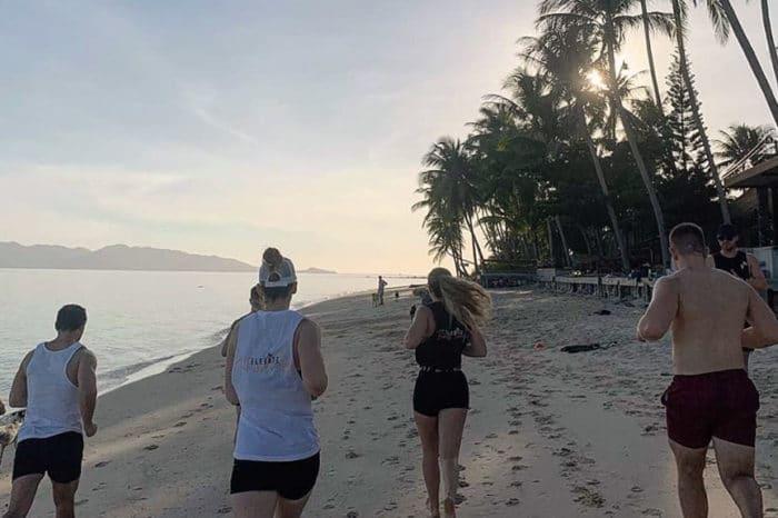 Traumstrände & Fitness auf Koh Samui – Fitness-Paket – Fitkoh & Reiseathleten Fitnessurlaub in Thailand