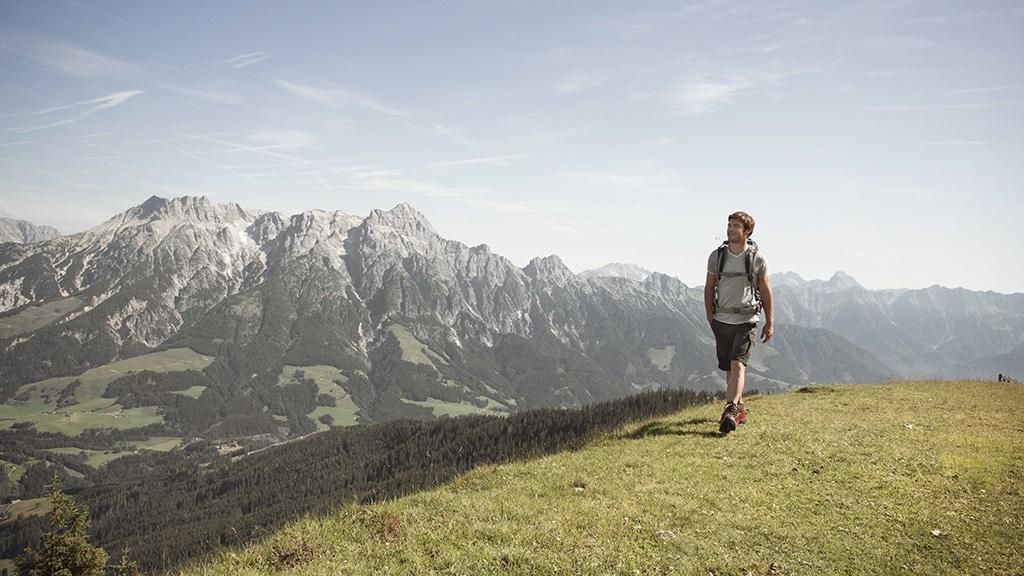 Fitness Retreat Österreich - Fitnessreisen für Reiseathleten - Fitnessurlaub Österreich Wandern