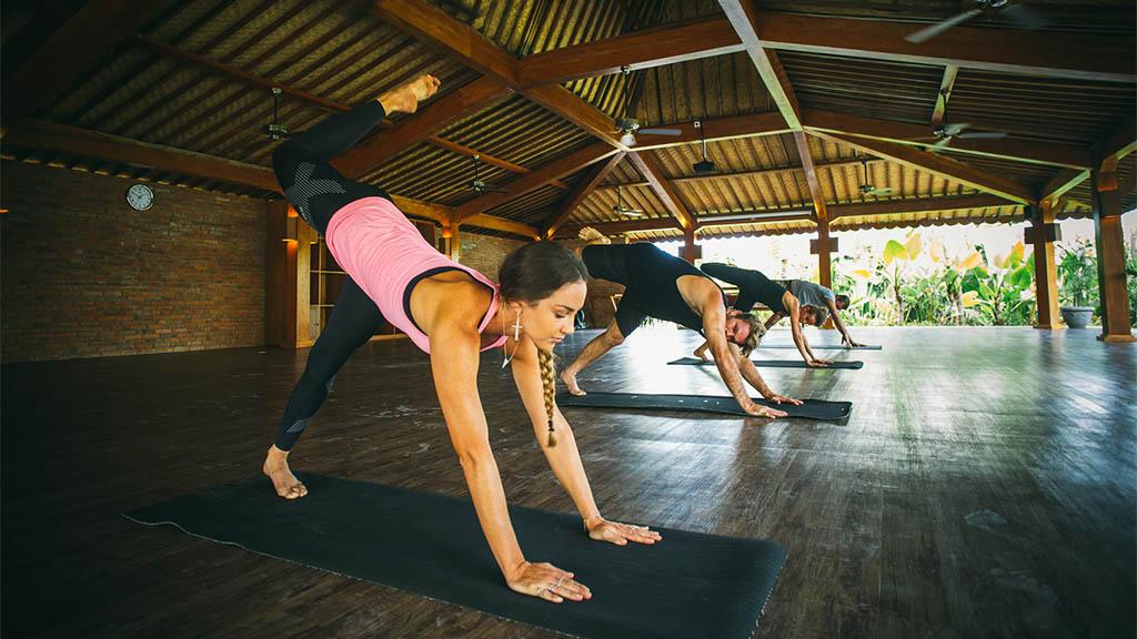 Fitnessurlaub auf Bali - Freue dich auf exzellente Fitness Sessions & Yogakurse - Komune Resort Bali - Fitnessreisen für Reiseathleten