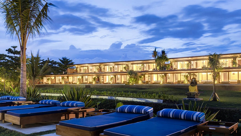 Fitnessurlaub Bali - Komune Resort & Beach Club Bali - Fitnessreisen für Reiseathleten