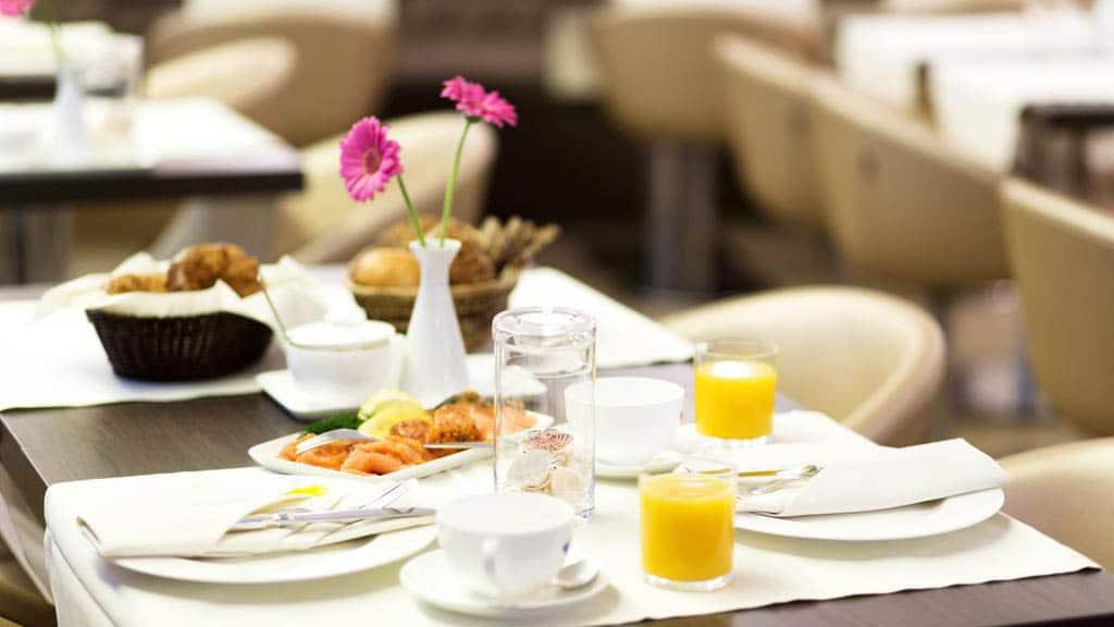Frühstück im Hotel Reethüüs in Kampen**** - Fitnessurlaub Sylt - Fitnessurlaub Deutschland - Fitnessreisen für Reiseathleten