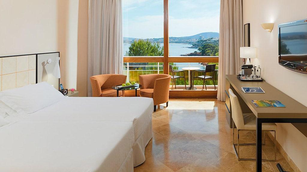 Fitnessurlaub auf Mallorca - Fitnessreisen für Reiseathleten - H 10 Punta Negra Doppelzimmer