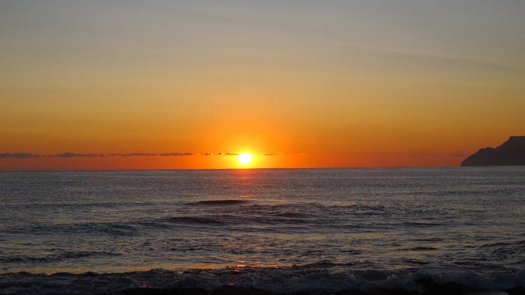 Fitnessurlaub auf Mallorca - Fitnessreisen für Reiseathleten Mallorca Sonnenuntergang