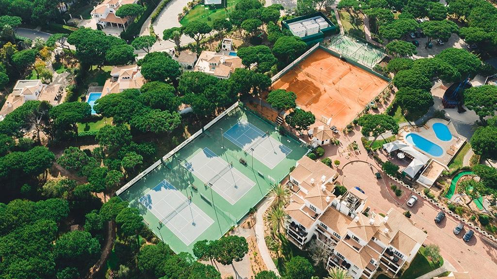 Fitnessurlaub für Reiseathleten - Tennis Academy - Fitnessreisen für Reiseathleten