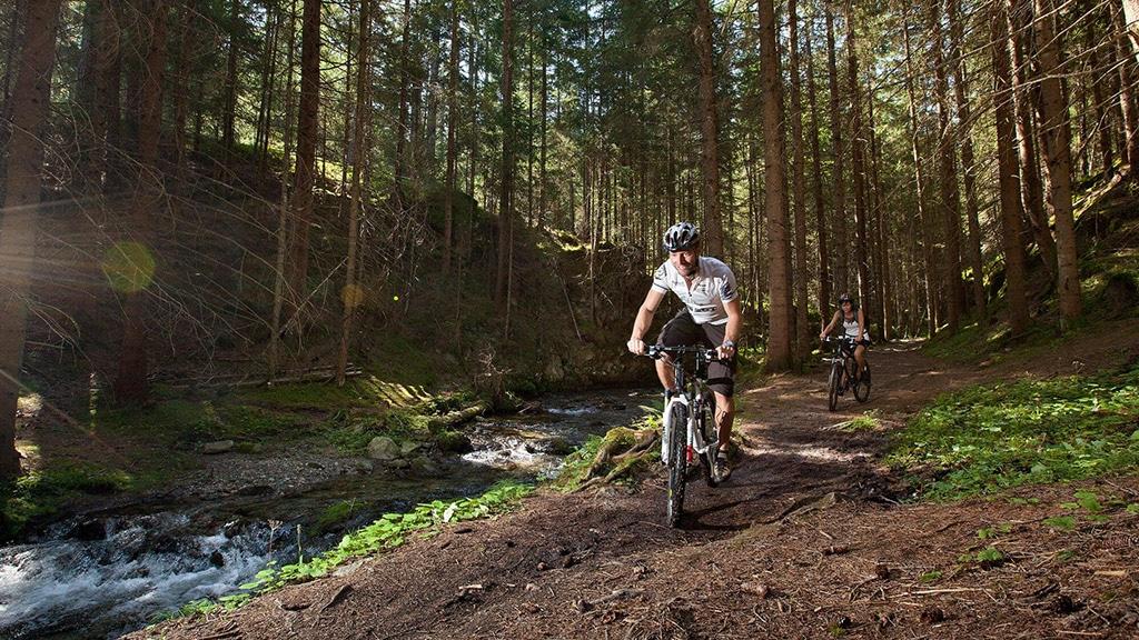 Fitnessurlaub in Österreich - Biking Hotel 4 Jahreszeiten Pitztal - Fitnessreisen für Reiseathleten