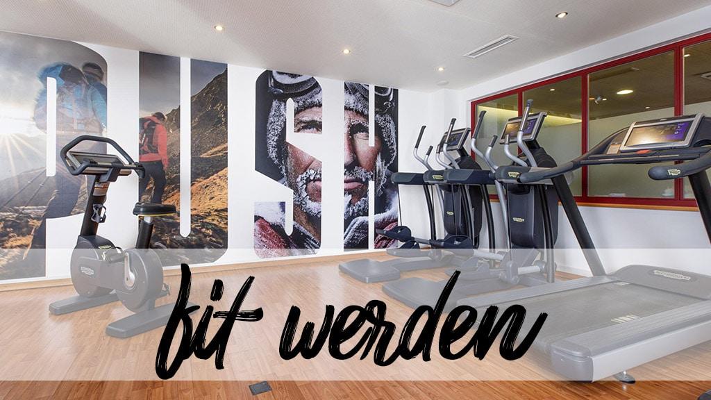 Fitnessurlaub in Österreich - Fit werden im Hotel 4 Jahreszeiten Pitztal - Fitnessreisen für Reiseathleten