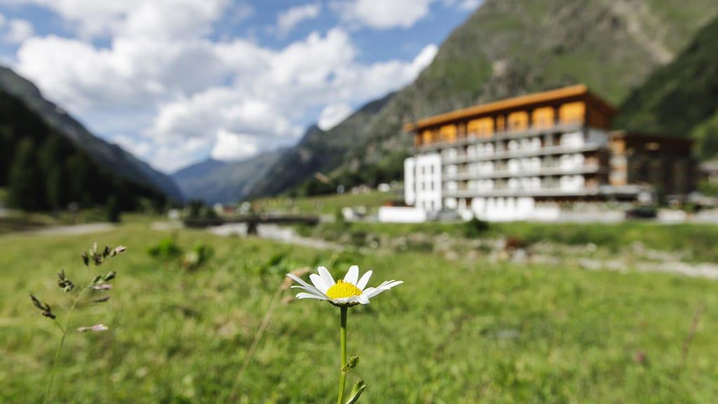 Fitnessurlaub in Österreich - Hotel 4 Jahreszeiten Pitztal - Fitnessreisen für Reiseathleten