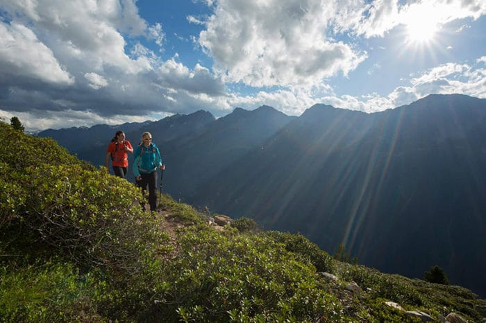 Vital- und Sporturlaub im Pitztal, Österreich: Grüne Täler – Weiße Gipfel (7 Tage bis 29.11.2020