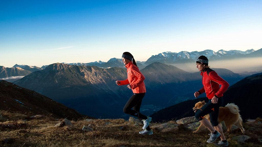 Fitnessurlaub in Österreich - Trailrunning Hotel 4 Jahreszeiten Pitztal - Fitnessreisen für Reiseathleten
