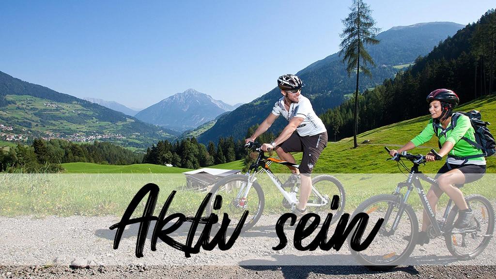 Fitnessurlaub in Österreich - aktiv sein im Hotel 4 Jahreszeiten Pitztal - Fitnessreisen für Reiseathleten