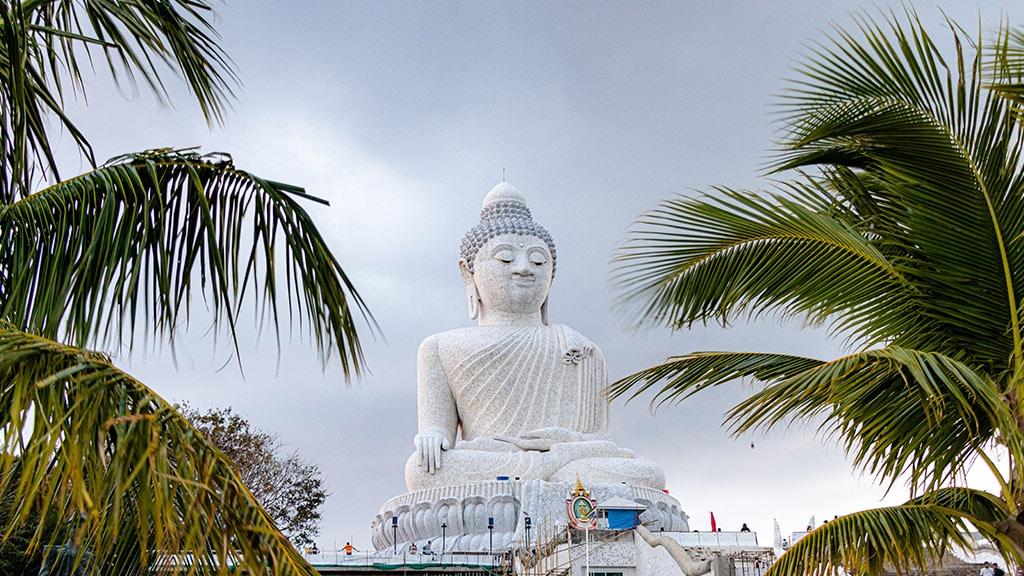 Fitnessurlaub in Thailand - Fitnessreisen für Reiseathleten Phuket Buddha