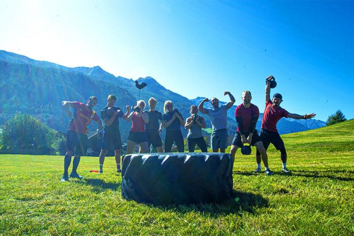 Fitness, Yoga & Outdoor Aktivitäten in den Kitzbüheler Alpen – Fitnessurlaub in Österreich [22. Juli. – 26. Juli. 2020]