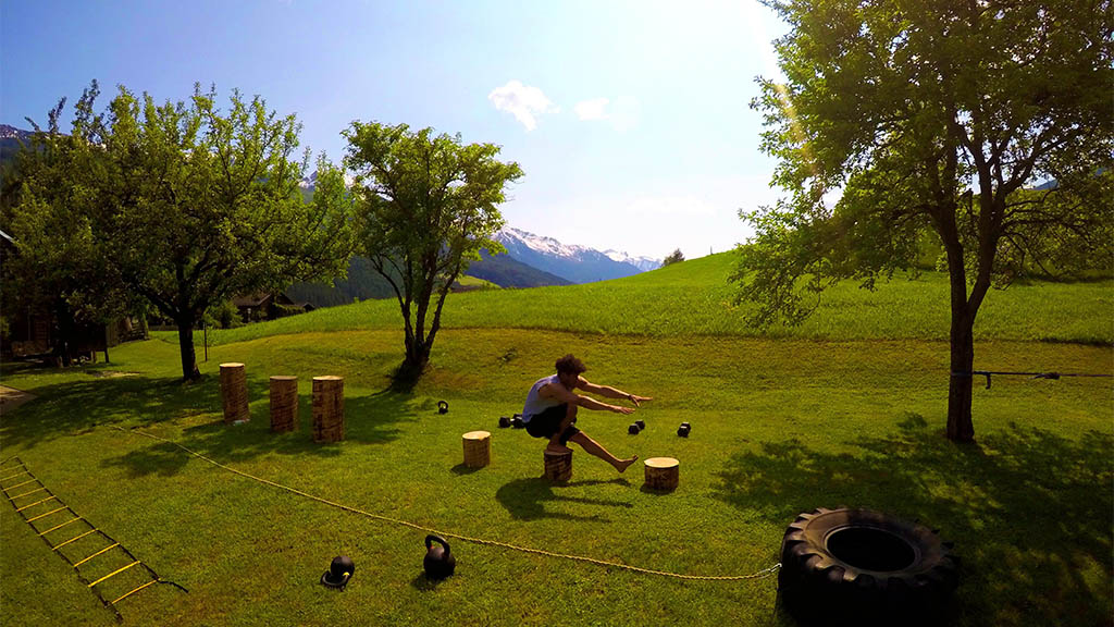 Fitnessurlaub in den Alpen - Fitnessurlaub Österreich - ALPS Fitness Academy - Fitnessreisen für Reiseathleten