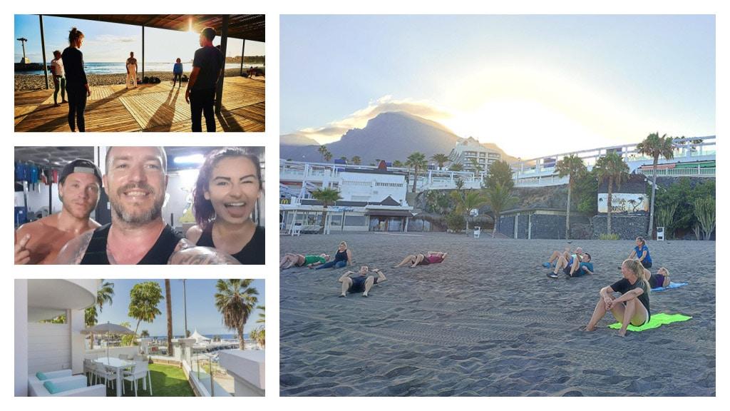 Für Alle - Bootcamp, Personal Training - Krav Maga - Teneriffa - Fitnessurlaub Teneriffa - Bootcamp Urlaub - Fitnessreise für Reiseathleten