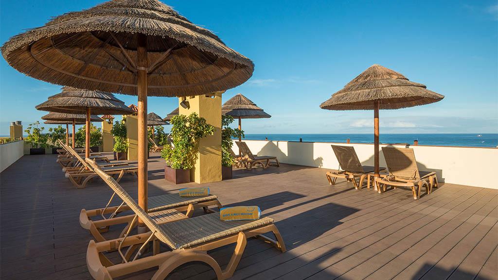 Hotel Hovim Jardin Caleta - Fitnessurlaub Teneriffa - Spanien - Fitnessreisen für Reiseathleten