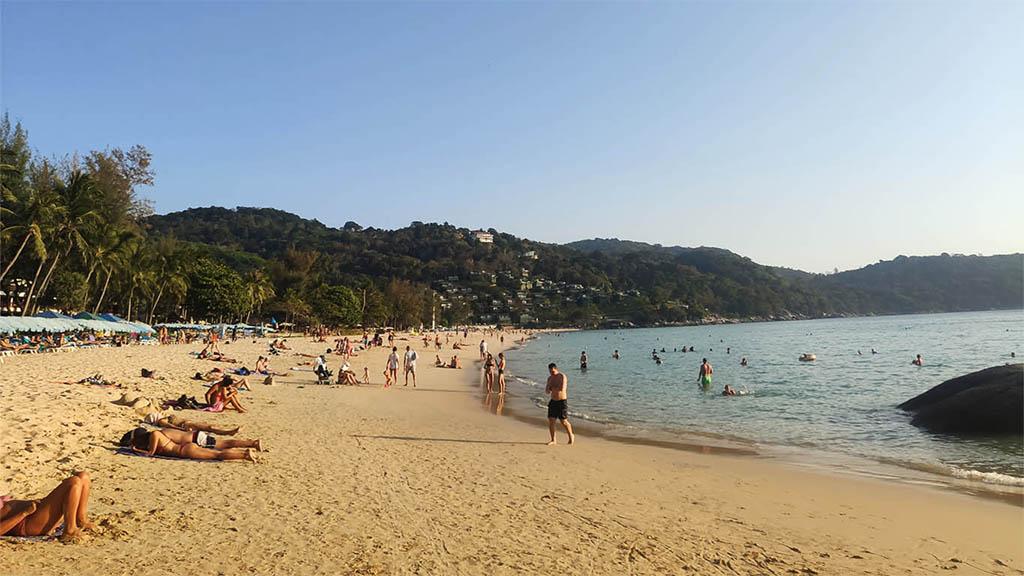 Kata Noi Beach - Fitnessurlaub Phuket - Thailand - Fitnessreisen für Reiseathleten