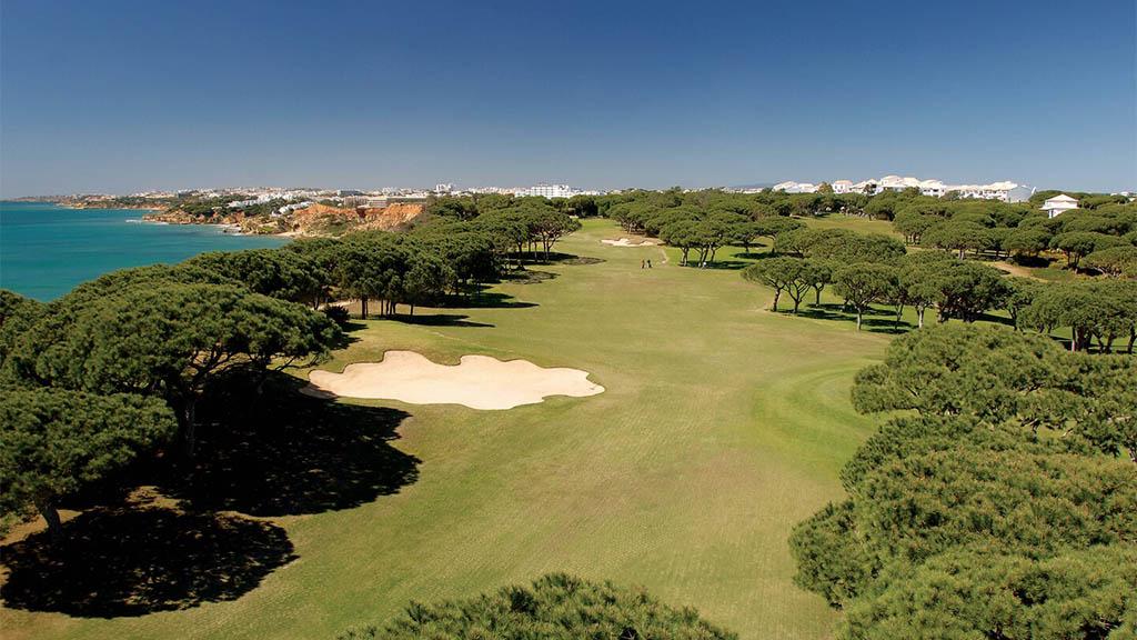 Pine Cliffs Golf Course - Fitnessreise Algarve - Fitnessurlaub Portugal für Reiseathleten