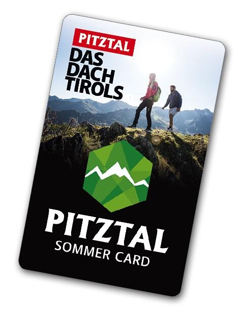 Pitztal Sommercard - Fitnessreisen für Reiseathleten