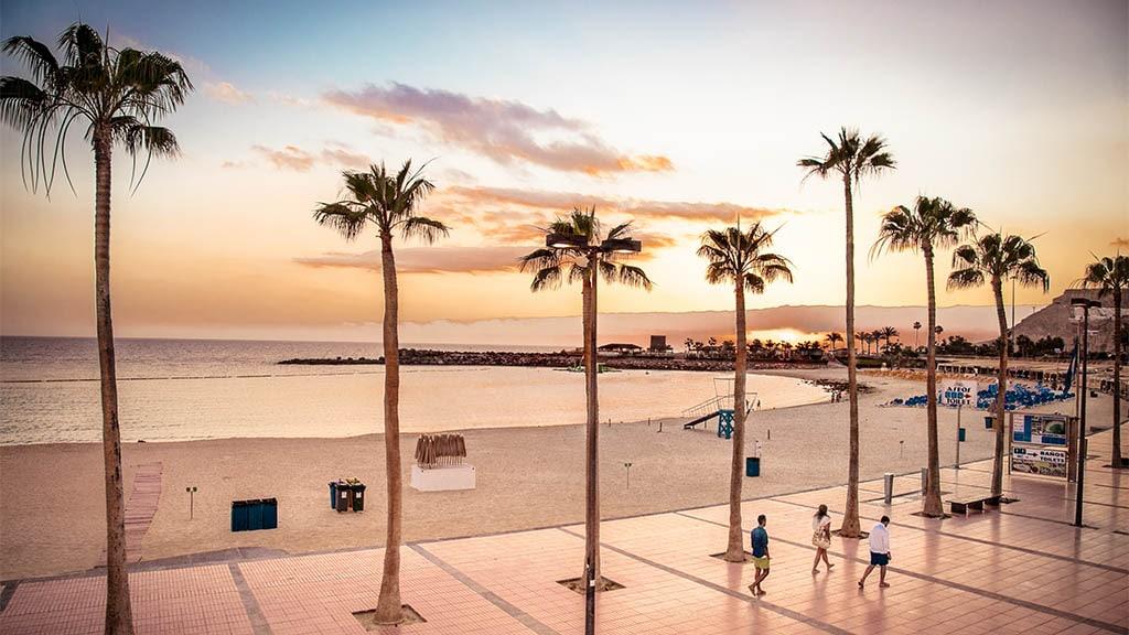 Fitnessurlaub Gran Canaria, Spanien - Fitnessreisen für Reiseathleten
